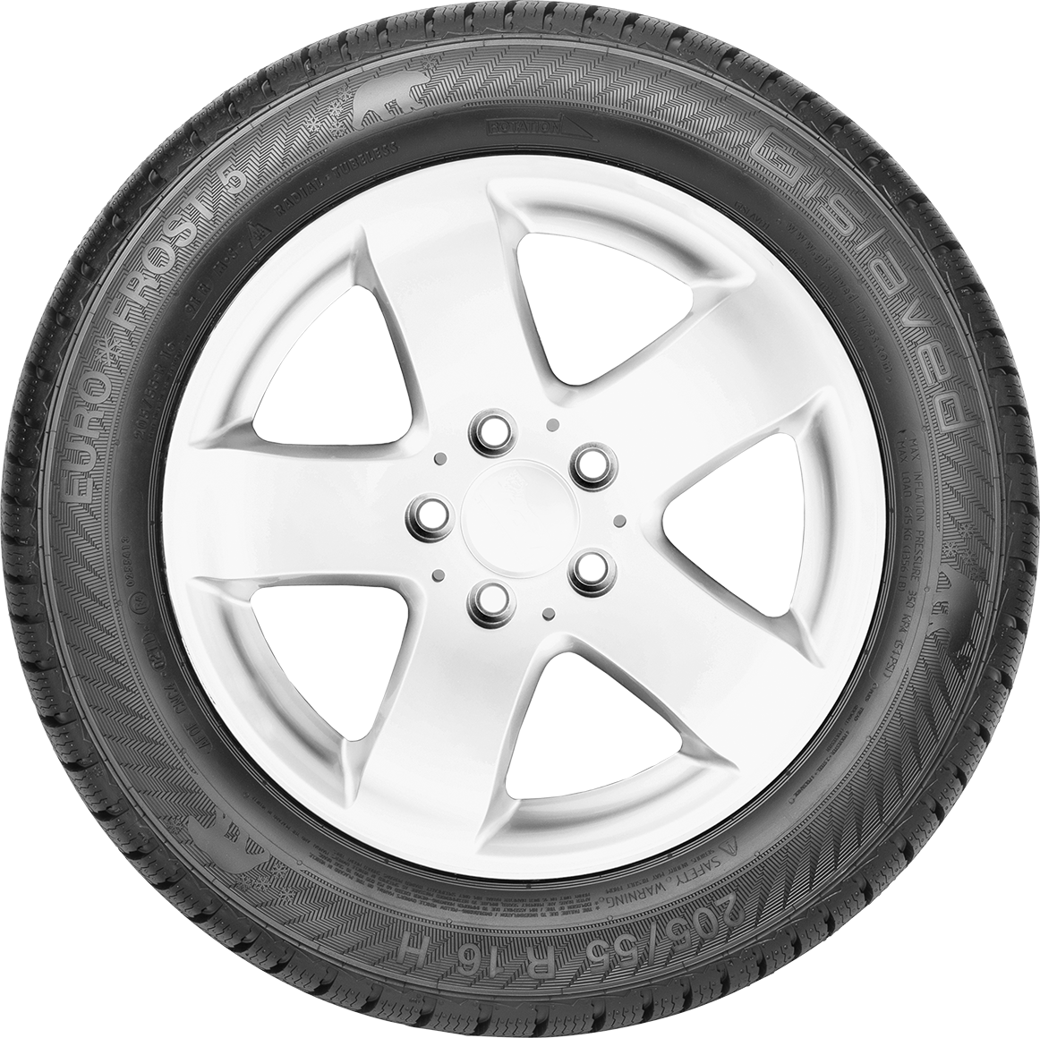 Euro Frost 5 The Winter Tyre For Your Car Amp Suv With Grip On Snow Amp Ice Gislaved